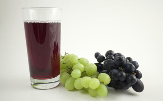 Как сделать сок из винограда в блендере